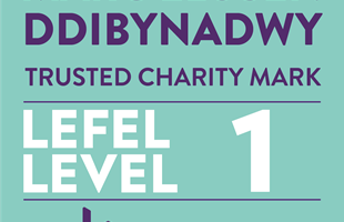 Trusted Charity Mark Level 1 Bilingual CMYK